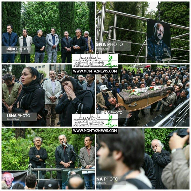 درگذشت بازیگر ایرانی امروز