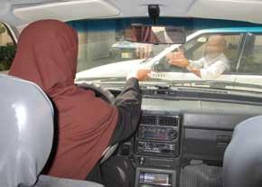 Image result for رانندگی زنان