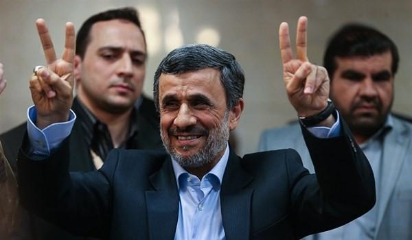 علت رد صلاحیت احمدی نژاد چه بود؟