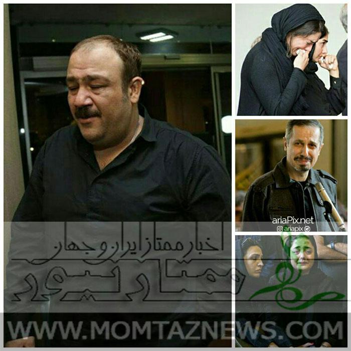 بازیگر ایرانی که امروز درگذشت