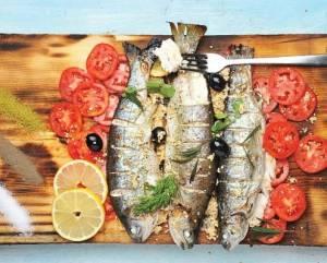 ماهی قزل آلا را به روش انگلیسی ها درست کنید