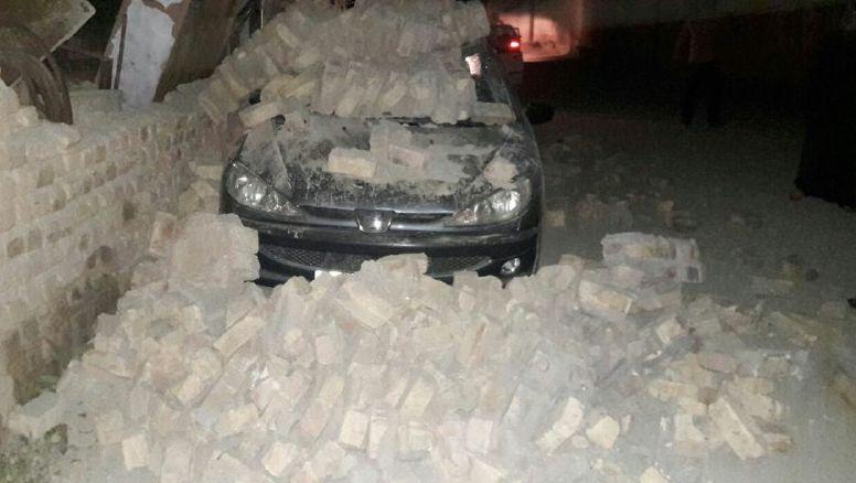 جزئیات زلزله شدید بجنورد که دقایقی پیش رخ داد