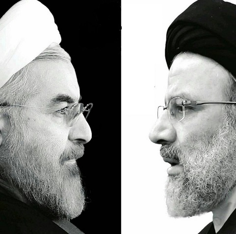 آخرین نتایج انتخابات؛ روحانی ۲۲۷۹۶۴۶۸ رای؛ رئیسی ۱۵۴۵۲۱۹۴ رای