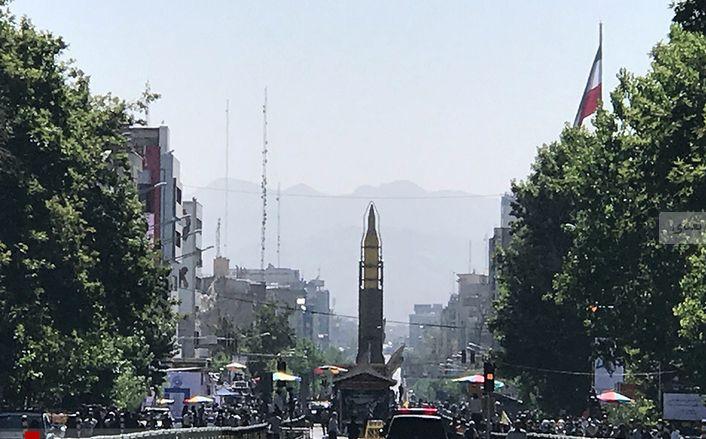 حاشیه های تند راهپیمایی امروز تهران – ۲۲ بهمن ۹۶