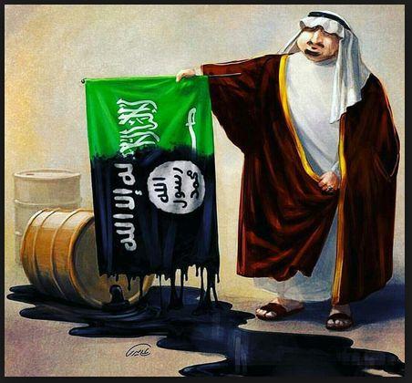 حمله داعش به عربستان