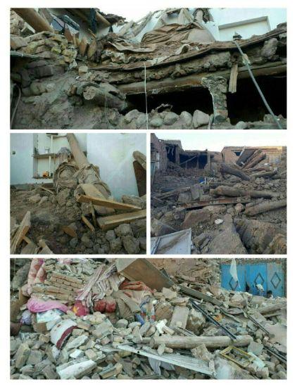 زلزله امروز تبریز