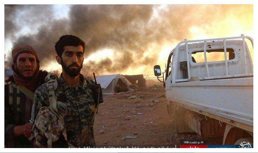 انتقام سپاه از داعش برای شهادت محسن حججی + فیلم آغاز عملیات