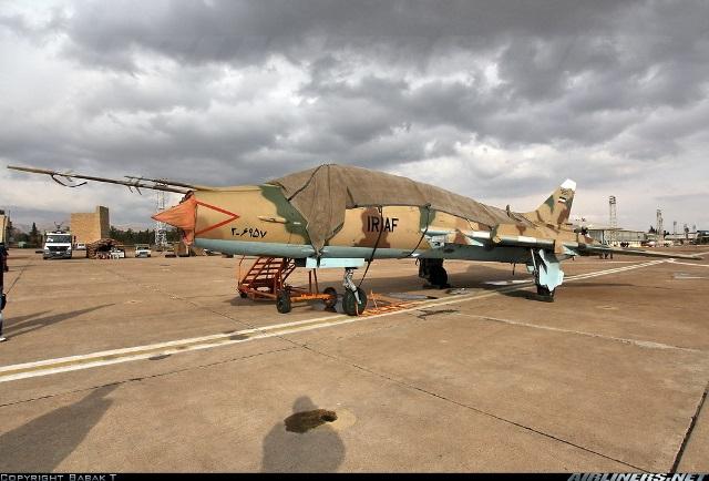 جنگنده سوخو 22