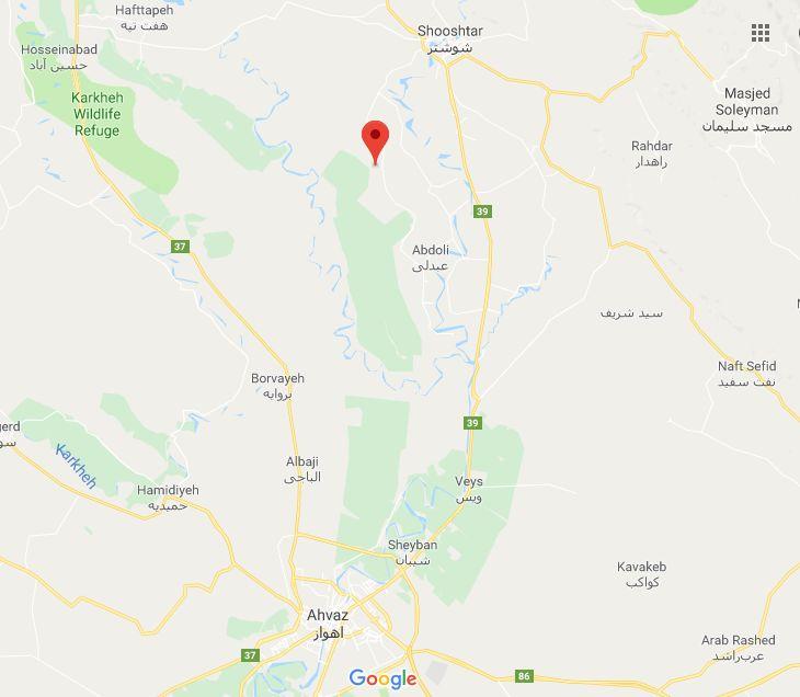 جزئیات زلزله امروز اهواز و خوزستان