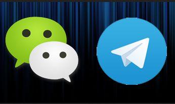 جایگزین تلگرام با رفع فیلتر وی چت انتخاب شد؟