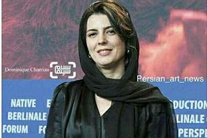 فیلم جنجالی لیلا حاتمی در جشنواره فیلم برلین درمورد اغتشاشات اخیر ایران