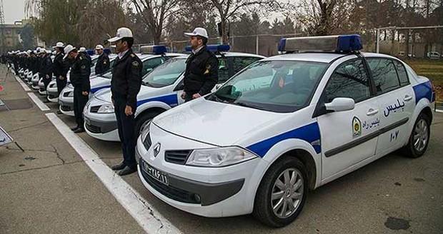 Image result for ماشین پلیس جدید ایران