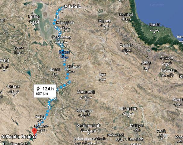 زلزله تبریز دقایقی پیش، زلزله امروز تبریز ۰۵ فروردین ۹۸