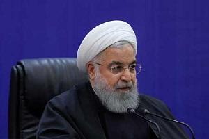 روحانی: در کار تامین علوفه هم ماندهایم
