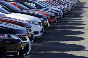 قیمت خودروهای خارجی در بازار تهران