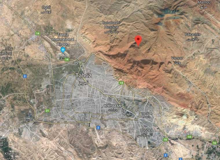 زلزله تبریز امروز / جزئیات زلزله تبریز دقایقی پیش