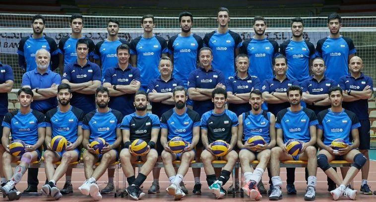 ساعت و زمان بازی والیبال ایران امروز در والیبال قهرمانی آسیا ۲۰۱۹