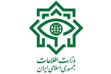 دستگیری پنج تیم جاسوسی توسط وزارت اطلاعات
