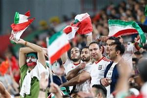 سرنوشت صعود تیم ملی ایران به جام جهانی به دستان خودش افتاد