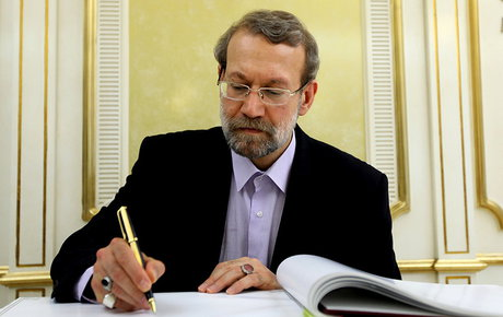 رئیس مجلس: ایسنا بر دامنه تفاهمها و امیدها افزود