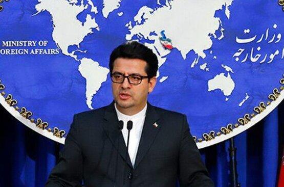 موسوی: حضور ظریف در نشست داووس لغو شد/ وزیر راه پیام ایران را به اوکراین برد