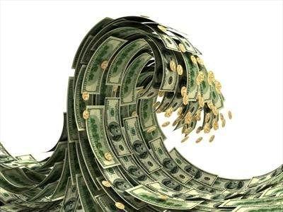 عقبگرد طلا، سکه و ارز