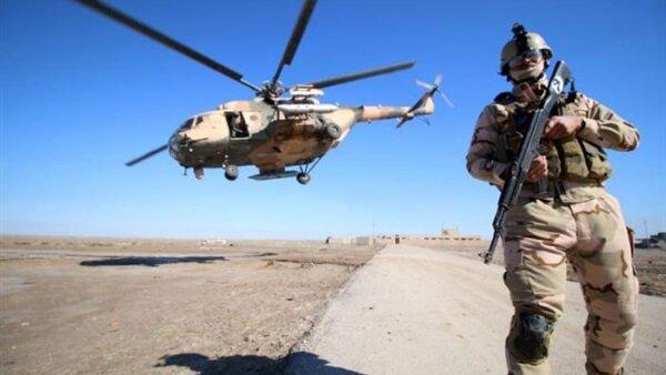 العربیه خبر داد: سقوط هواپیمای نظامی آمریکا در غرب الانبار