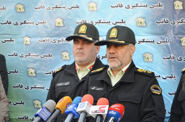 تامین امنیت انتخابات در تهران با بکارگیری ۱۴ هزار پلیس