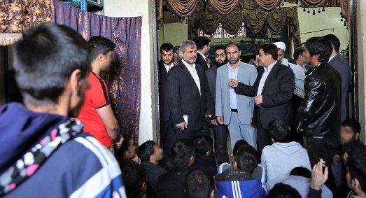 بازدید دادستان تهران از زندان تهران بزرگ/ دستور آزادی ۱۷۰ زندانی