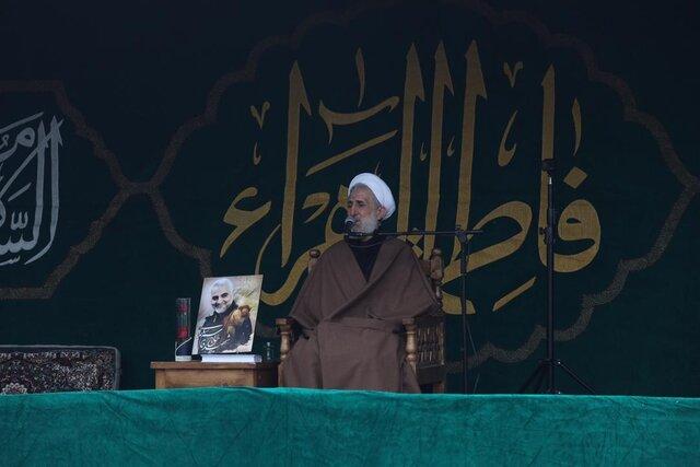 با تأسی از حضرت زهرا(س) نمایندگانی گرهگشا به مجلس بفرستیم