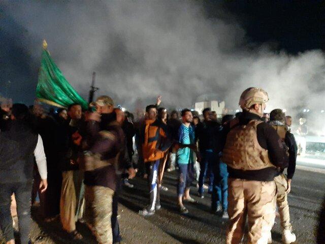 بغداد ناآرام است / هشدار پلیس کربلا به خرابکاران