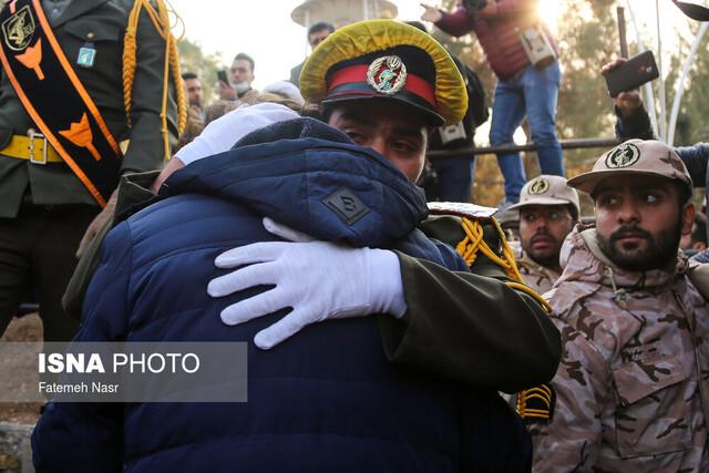 تشییع پیکر شهدای سقوط هواپیمای اوکراینی در شهرهای مختلف