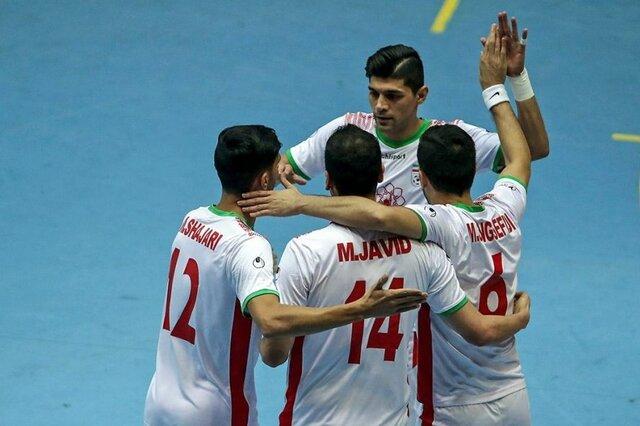 تعیین تکلیف بازی تدارکاتی تیم ملی فوتسال در آخر هفته