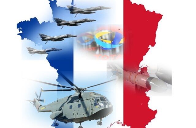 ردپای فرانسه در حمایت از صدام در جنگ تحمیلی