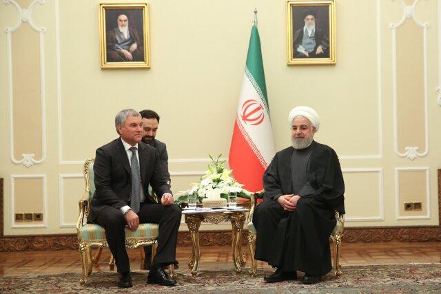 روحانی: علاقهمند گسترش تنش در منطقه نیستیم