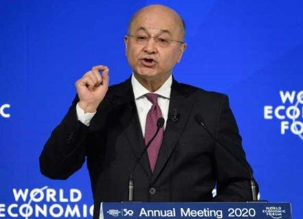 صالح: ناقضین قانون مرگ ۶۰۰ تظاهرکننده را رقم زدهاند/ انتخابات زودهنگام راه چاره است