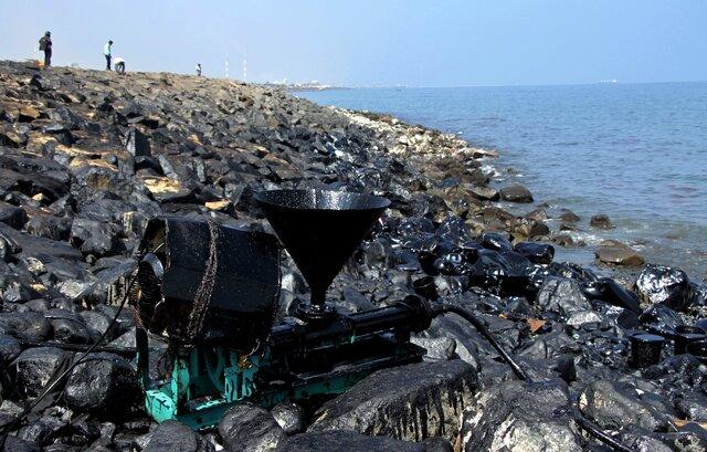 فاجعه زیستمحیطی پسماندهای خلیجفارس – ایسنا
