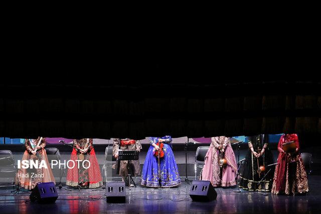 مقایسه آماری جشنواره موسیقی فجر در ۲ سال