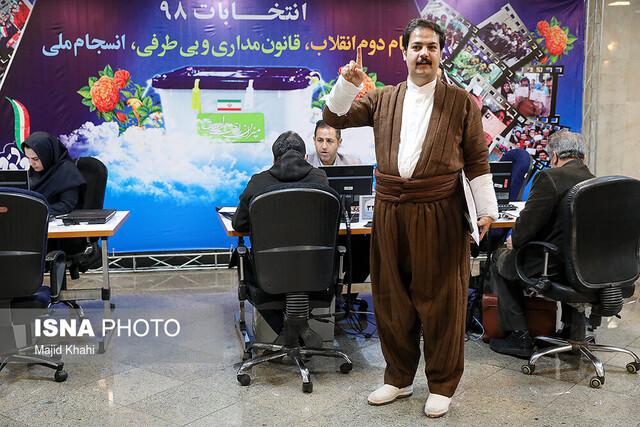 پنجمین روز ثبتنام داوطلبان انتخابات مجلس یازدهم