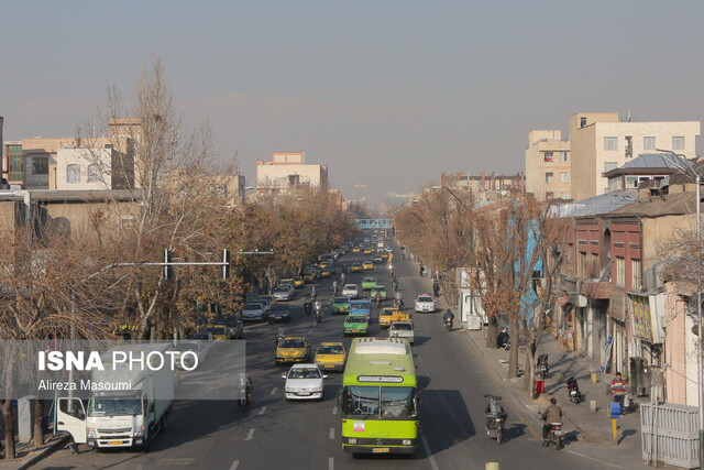 پنج نکته درباره آلایندههای هوای تهران