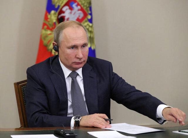 پوتین حکم نخستوزیری میشوستین را امضا کرد/ مدودف معاون رئیس شورای امنیتی روسیه شد