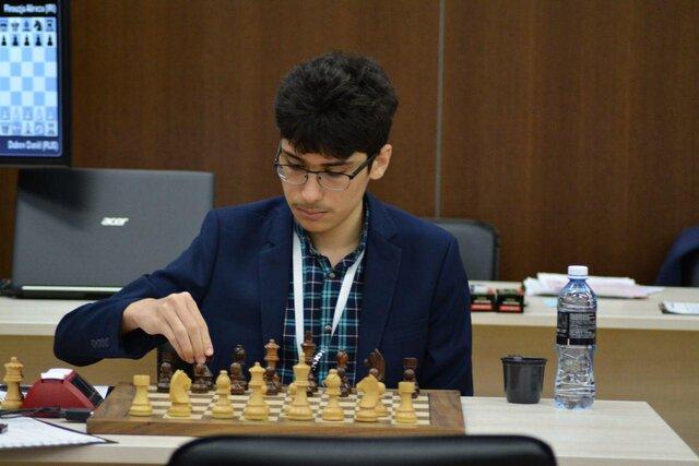 پیروزی فیروزجا مقابل شطرنجباز میزبان در رقابتهای سوپرتورنمنت هلند
