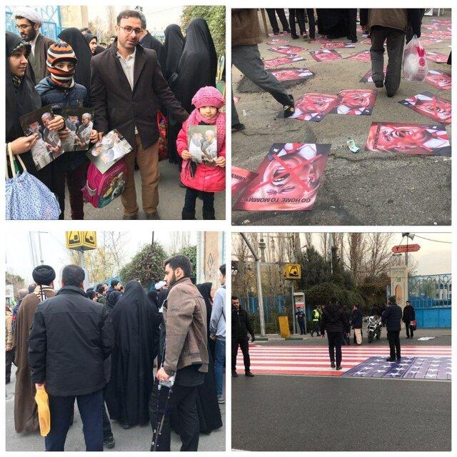 گزارش ایسنا از حضور مردم در نماز جمعه به امامت رهبر انقلاب