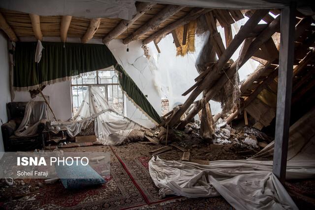 بناهای تاریخی خوی از زلزله آسیب ندید