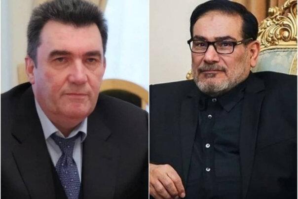 شمخانی - رئیس شورای امنیت اوکرین