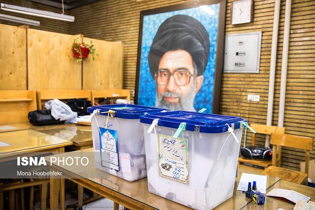 جدول آخرین نتایج انتخابات مجلس تا ساعت ۸ شنبه