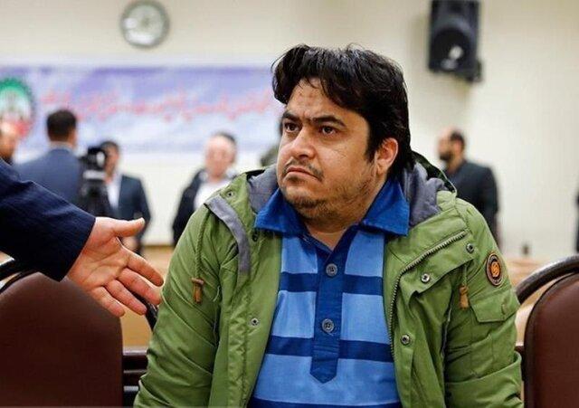 سومین جلسه دادگاه روح الله زم برگزار شد