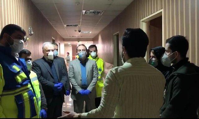 صدور گواهی سلامت برای دانشجویان بازگشته از چین / فردا؛ پایان ۱۴ روز قرنطینه