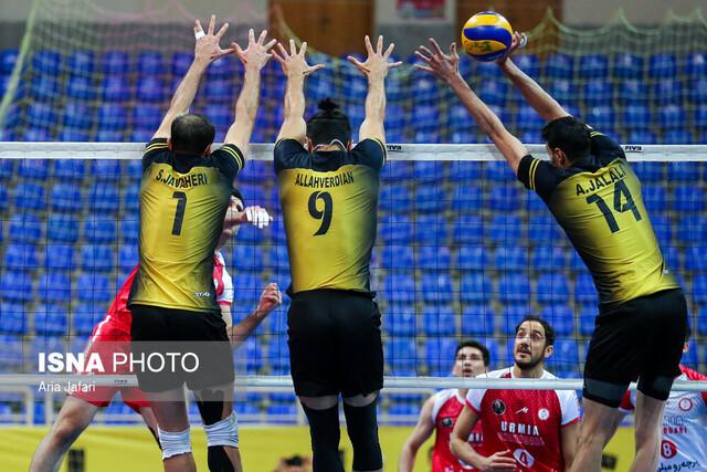 لیگبرتر والیبال مردان و زنان تعطیل شد