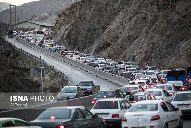 محدودیت ترافیکی در برخی معابر کشور